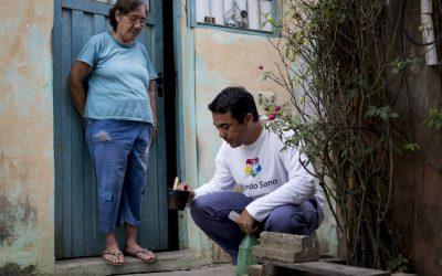 Dengue, una enfermedad viral que sólo puede prevenirse eliminado el mosquito transmisor