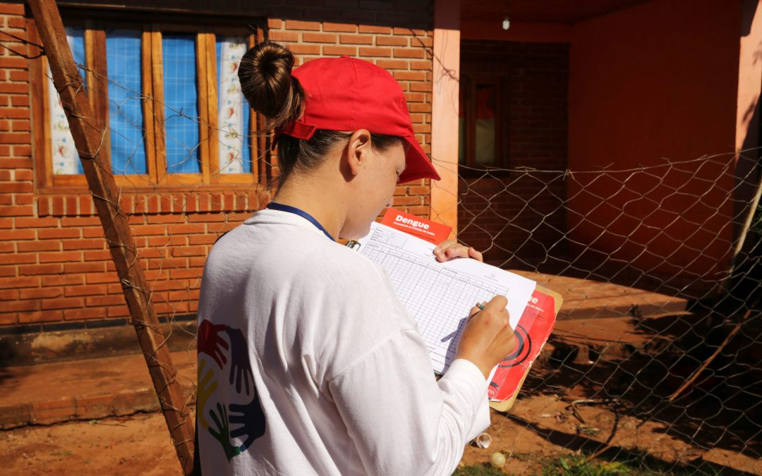 Redes de barrio, la mejor herramienta contra el dengue